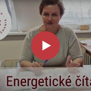 Energetické čítanie