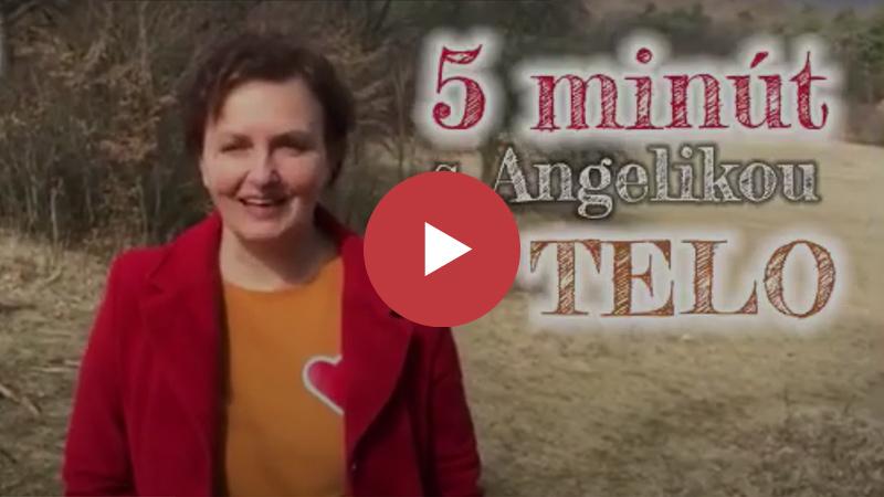 5 minút s Angelikou 13: Telo
